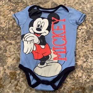 Disney Mickey Onesie